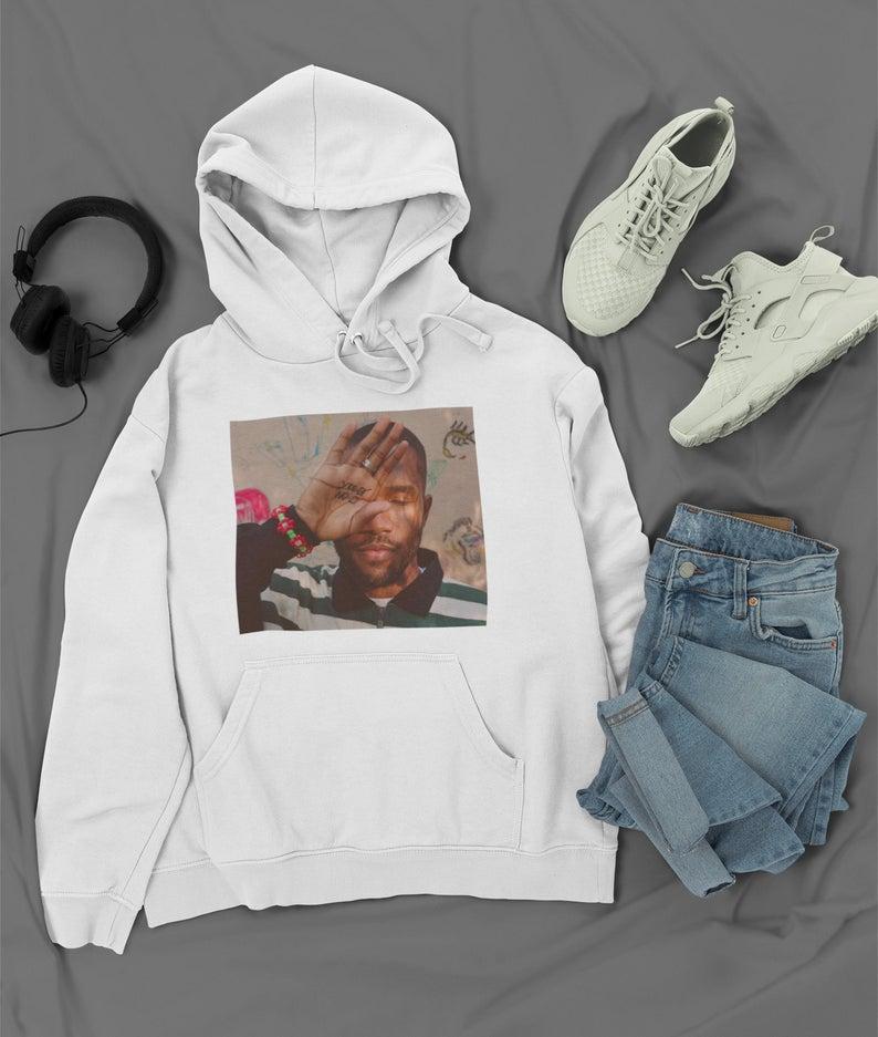 frank ocean photo hoodie