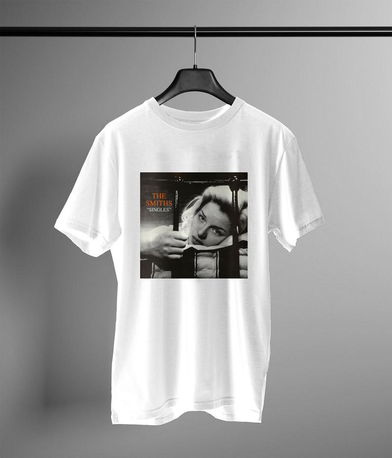 the smiths singles t shirt
