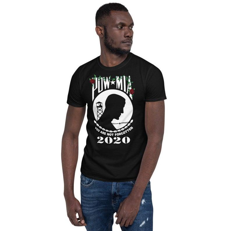 2020 POW-MIA Memorial Unisex T-Shirt