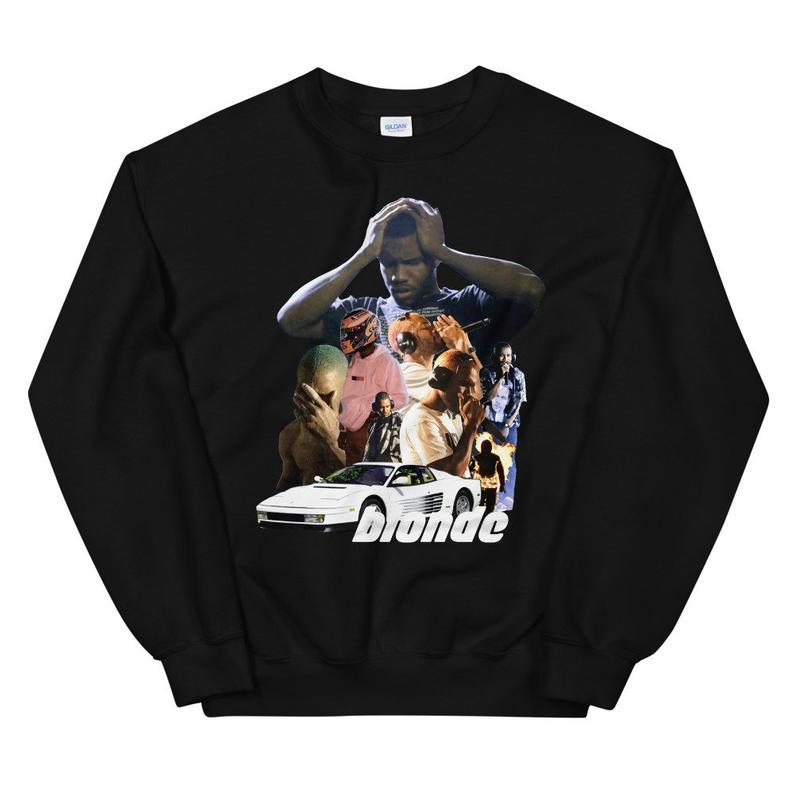 Frank Ocean Blonde Unisex Sweatshirt
