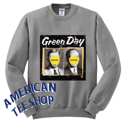 Green Day Nimrod Sweatshirt