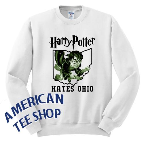 Harry Potter hates ohio Sweatshirt