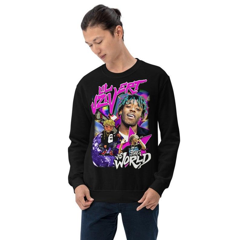 Lil Uzi Vert 90s Unisex Sweatshirt