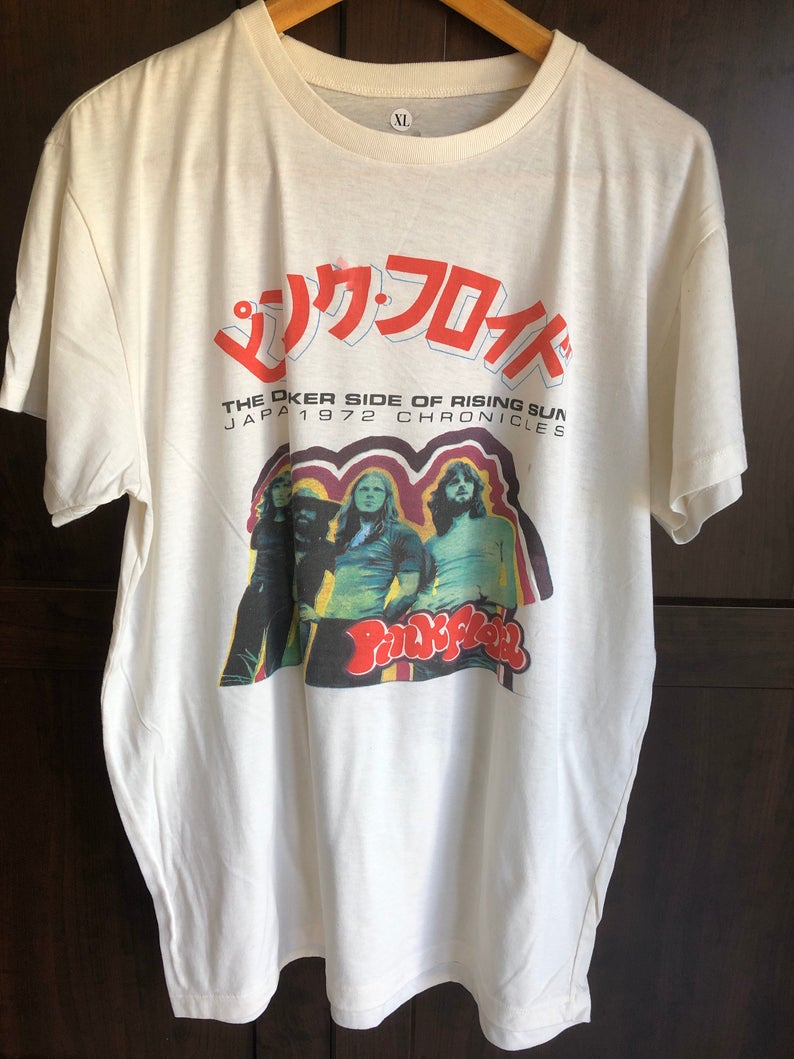 Pink Floyd The Darker Side of the Rising Sun T Shirt