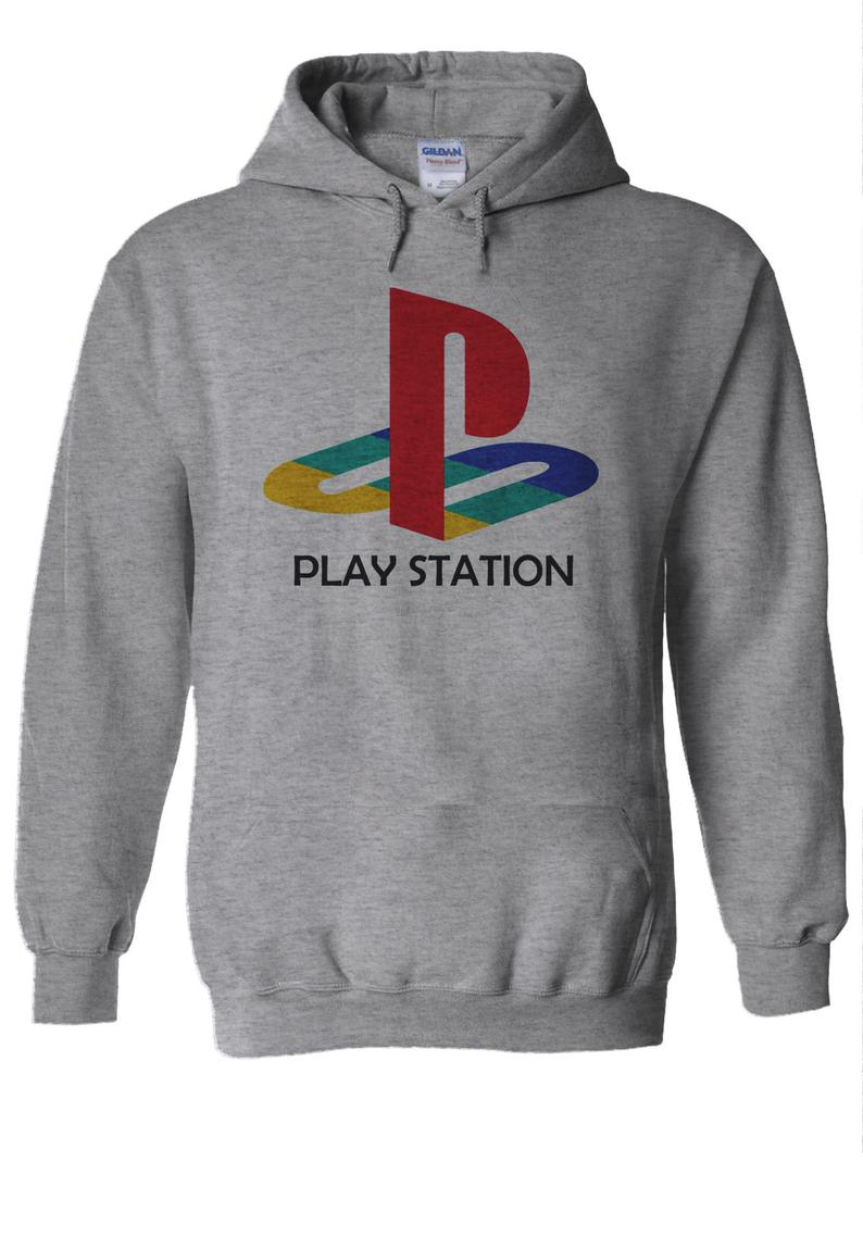 Playstation Logo Hoodie
