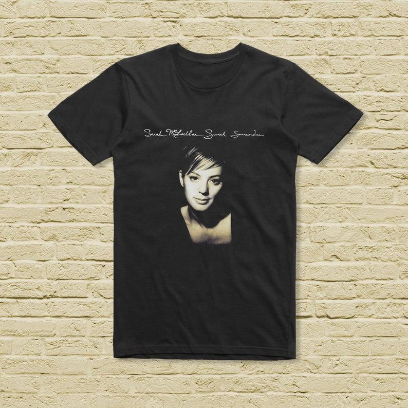 Sarah McLachlan Sweet Surrender T-shirt