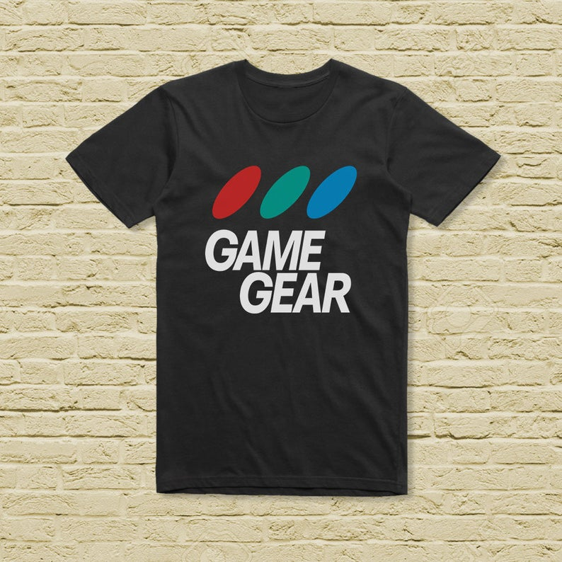 Sega Game Gear T Shirt