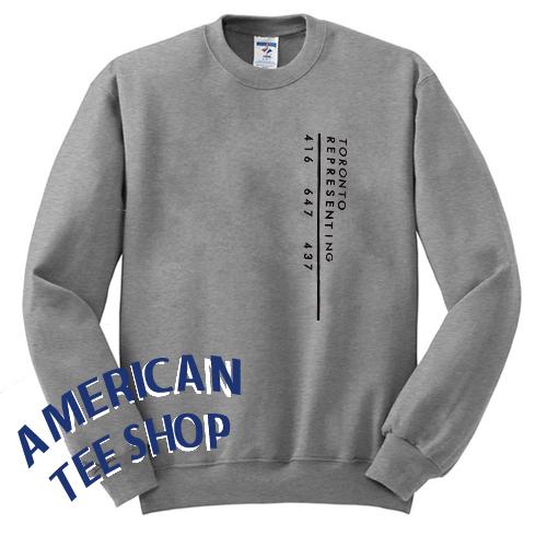 Toronto Representing Sweatshirt