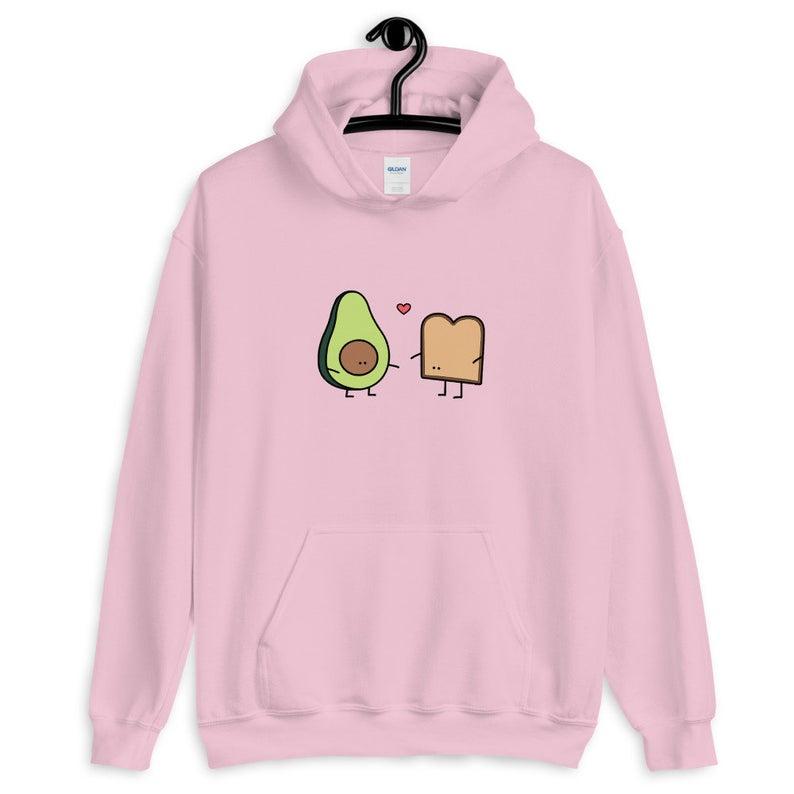 Avocado on Toast Love Unisex Hoodie