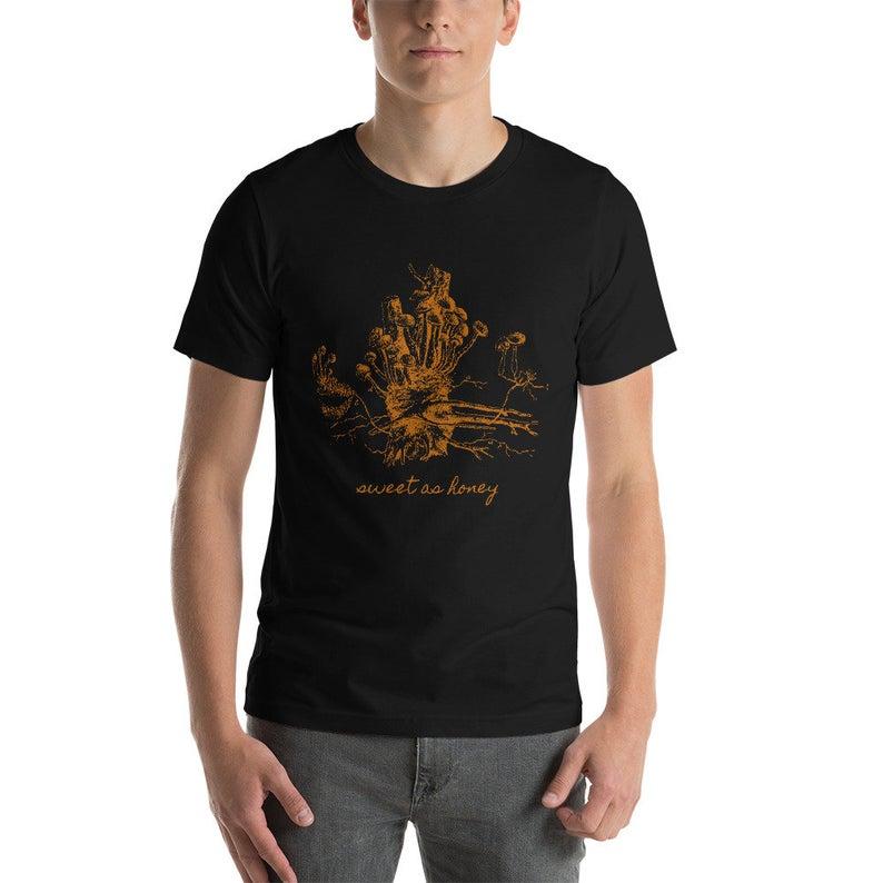 Sweet As Honey Mushroom T-Shirt